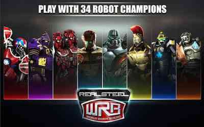 Real Steel WRB Mod Apk Money