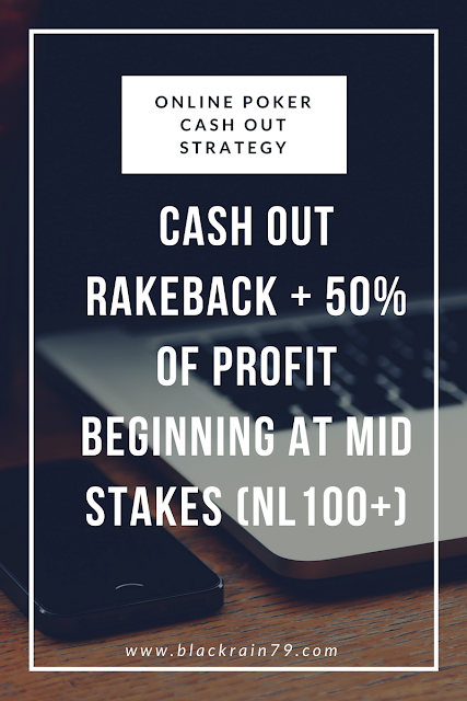 online poker cash out strategy