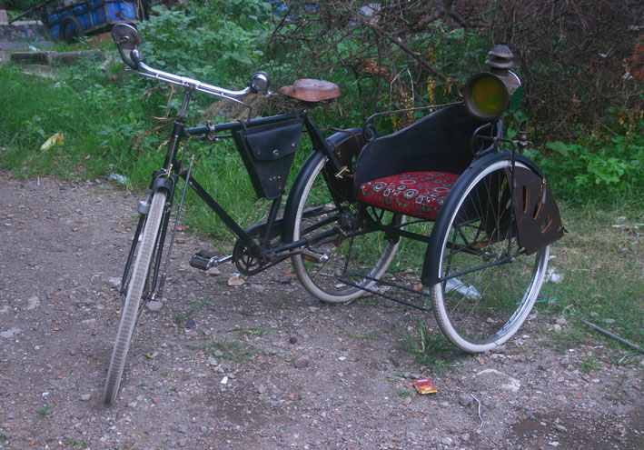 Sepeda Jadoel Sepeda Roda 3 Sudah Laku