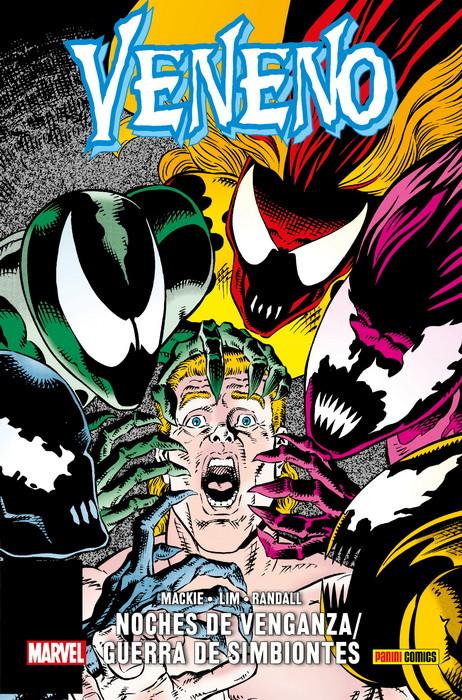 100% Marvel HC. Veneno: Noches de Venganza / Guerra de Simbiontes
