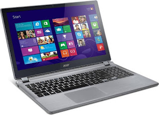acer aspire f5 notebook