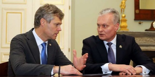 Lithuania and Norway exchange spies with Russia in Vilnius
