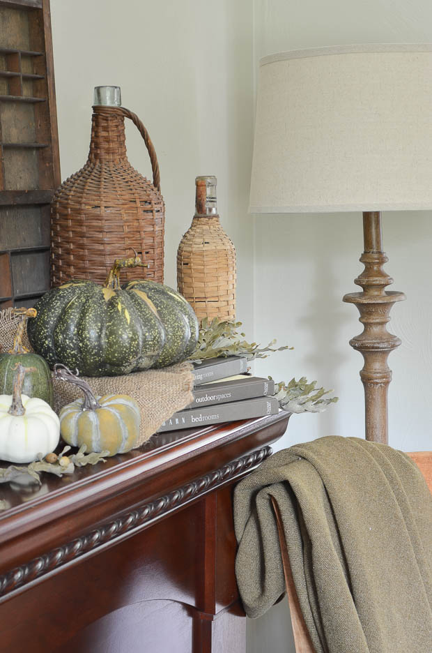 Tips for creating a warm and cozy home this fall.