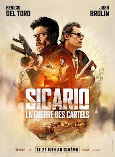Sicario: Day of the Soldado - Segundo Poster & Trailer Final