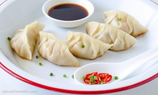 Jiaozi Makanan Khas Imlek 2019