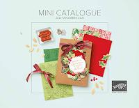 July - December Mini Catalogue