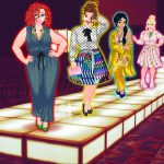 Princesses Runway Plus