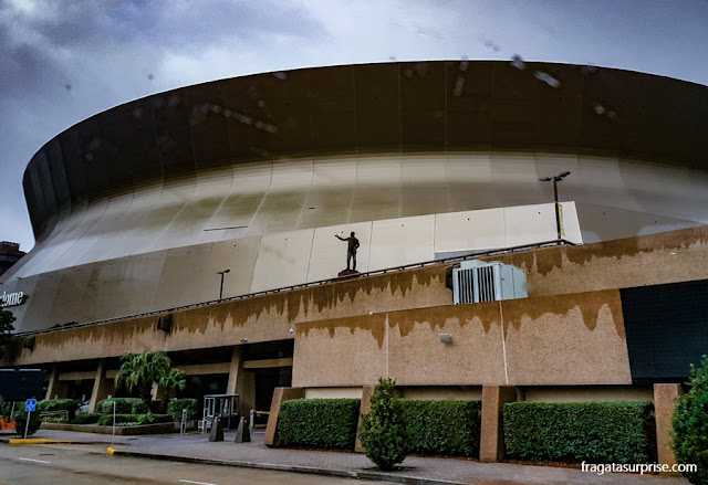 Superdome, Nova Orleans
