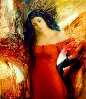 representaciones-femeninas-arte-abstracto mujeres-pinturas-abstractas