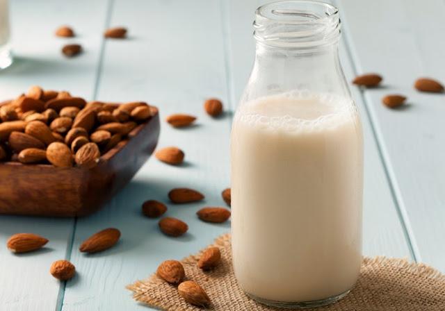 History of Almond Milk