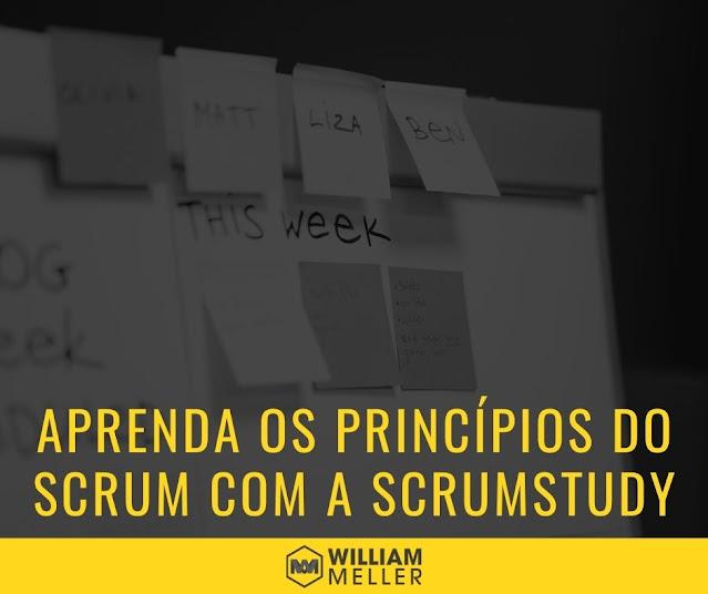 Aprendendo os princípios do Scrum de forma rápida de acordo com a SCRUMstudy