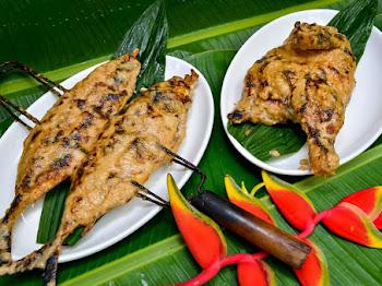 Ayam & Ikan Percik Resepi Istana PALING TERBAIK!