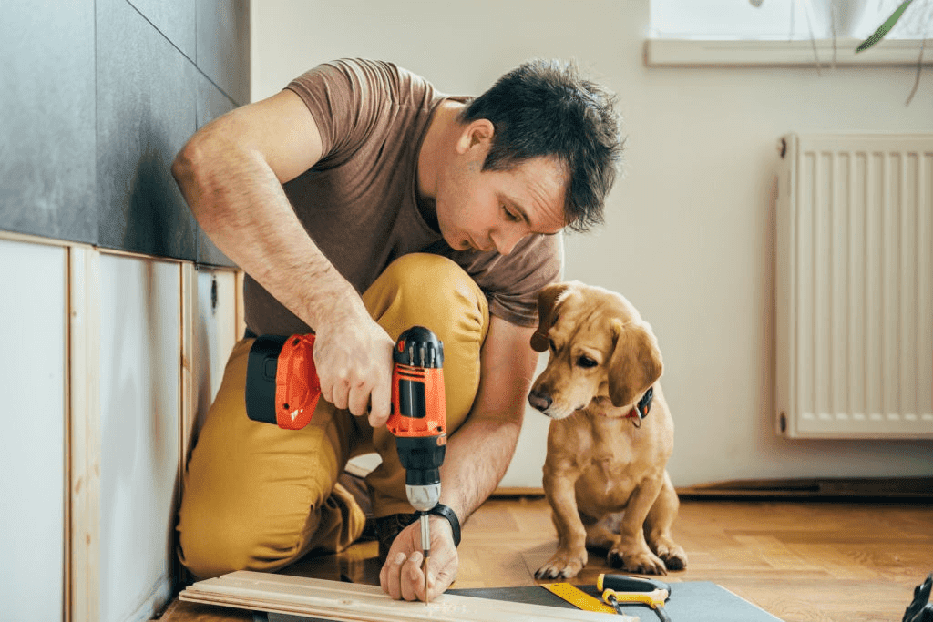 There has been a decline in consumer confidence in the building and construction industry. This may be the same reason why many are now doing home improvements by themselves.    Why not? A little knowledge of the technical aspects combined with the eye for creativity is enough to do the home improvement on your own.