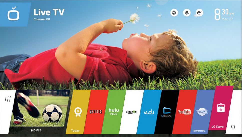 Best Smart TV OS: Android TV vs Firefox TV vs Tizen vs WebOS | Tizen