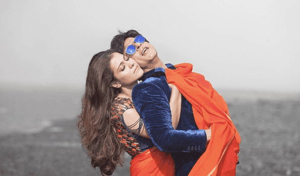 Dilwale (2015) : Gerua Song Lyrics