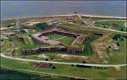 Civil War Tour in Historical Fort Morgan
