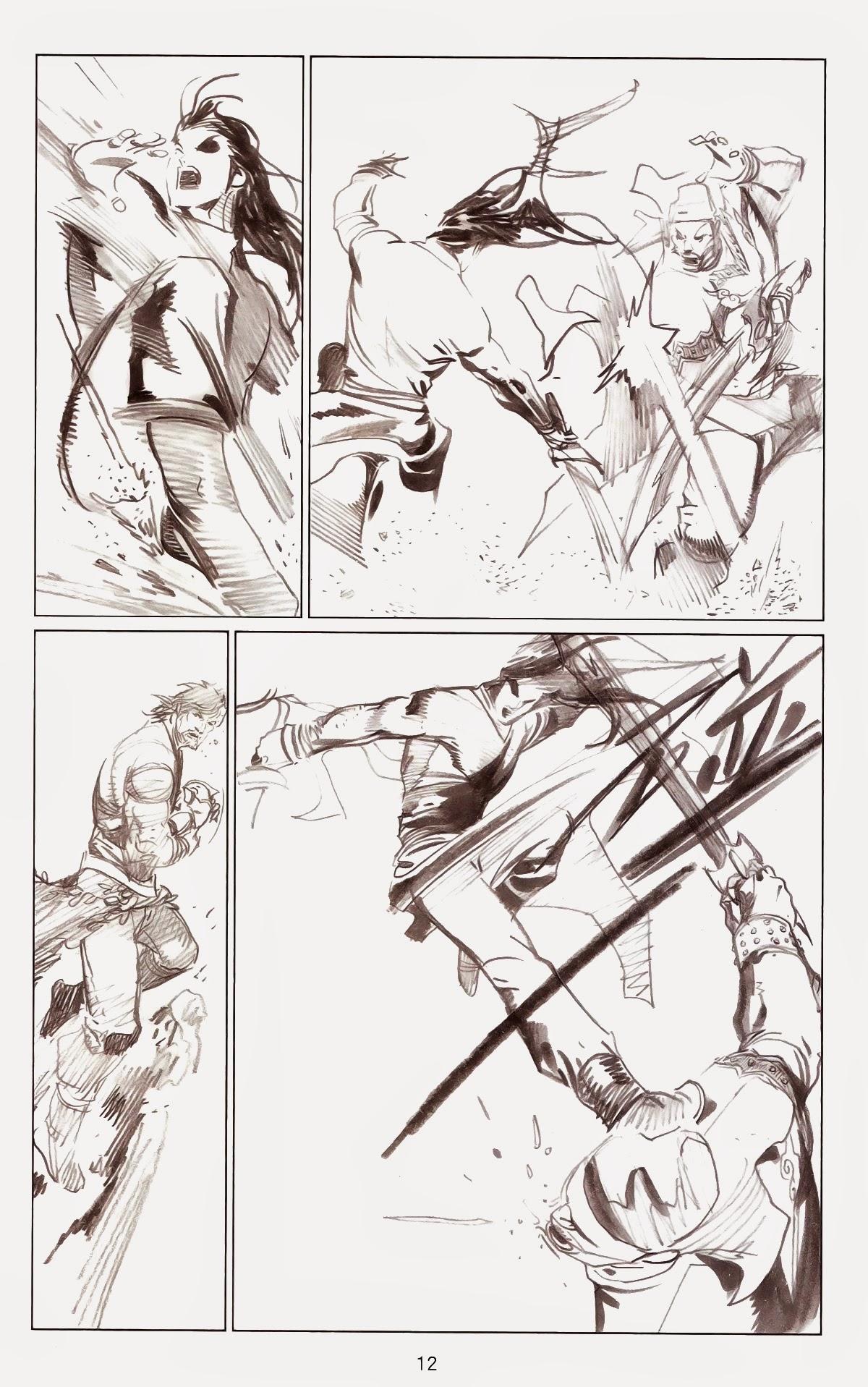 Phong Vân chap 675 - Trang 10