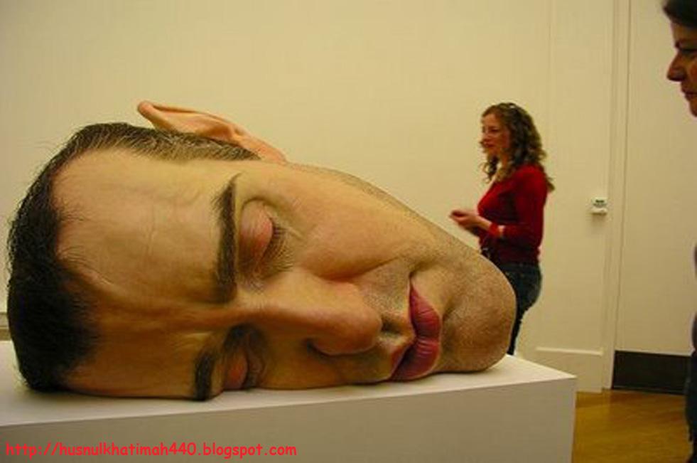 Cindhelaras Photography: Husnul Blogger: 10 Photos Funny Statue