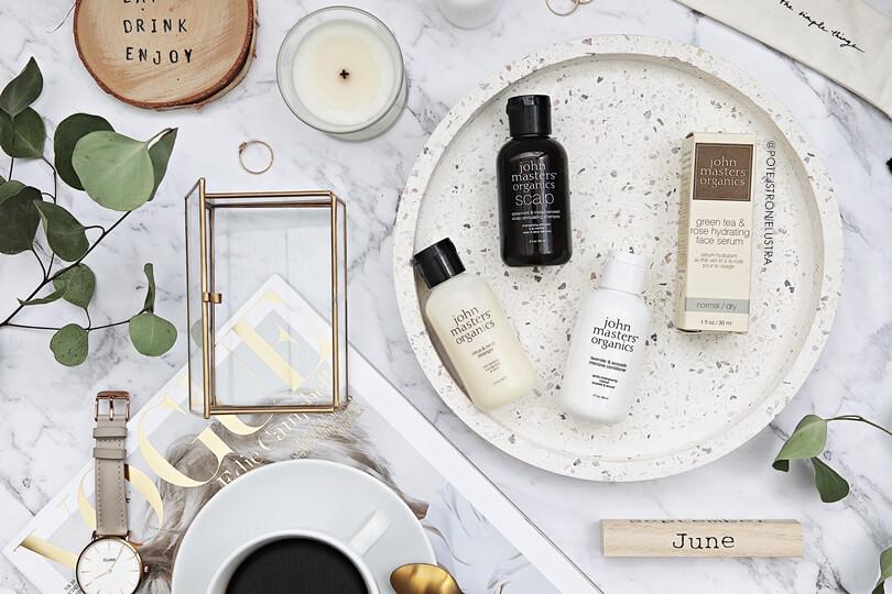kosmetyki naturalne john masters organics