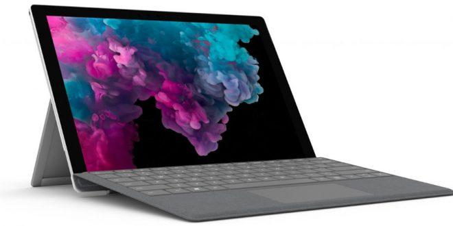 تخفيضات على تابلت مايكروسوفت Surface Pro 6 تصل الى 200 دولار