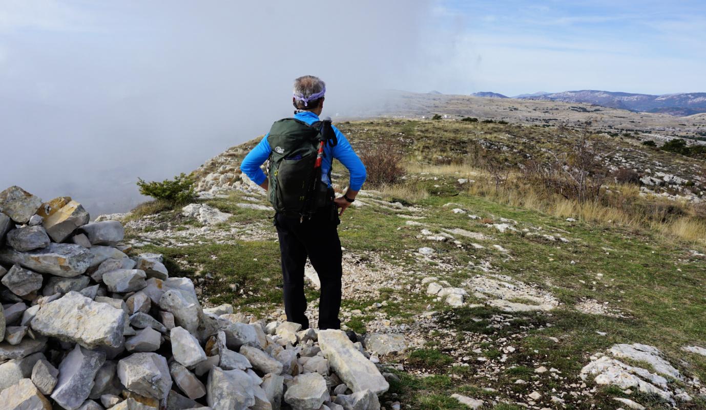 La Colle de Rougiès summit