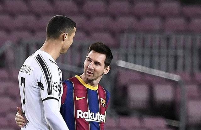 Gol Barcelona vs Juventus