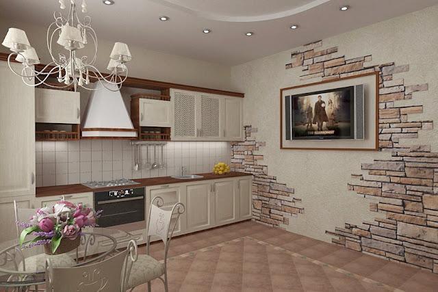 Y tưởng thiết kế nhà bếp - thiết kế số 3