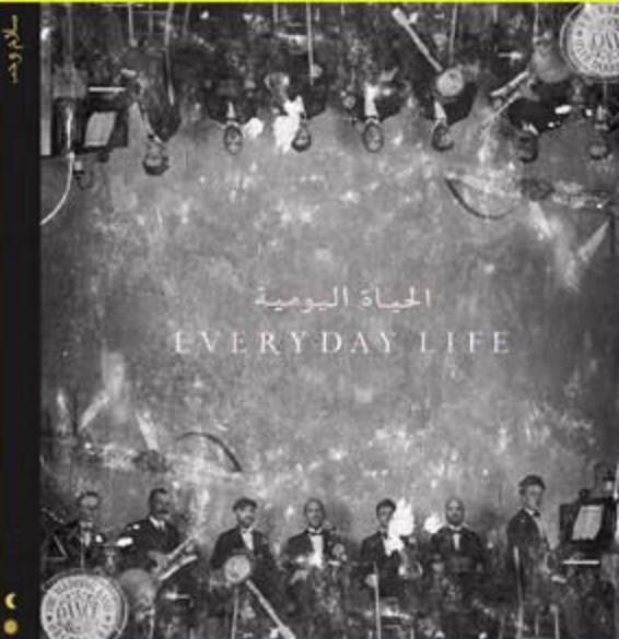 ALBUM: Coldplay – Everyday Life [Zip File]