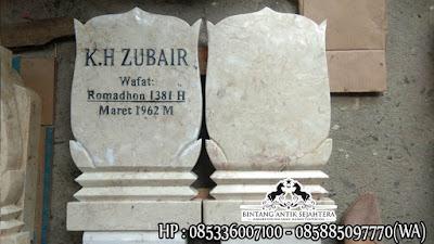 Harga Batu Nisan Kuburan Marmer, Nisan Patok Marmer, Contoh Patok Nisan Kuburan