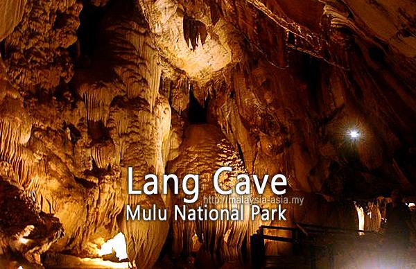 Mulu Park Lang Cave