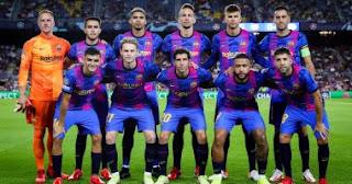 مواعيد مباريات الدوري الاسباني وقناة المشغل برشلونة مقابل ليفانتي