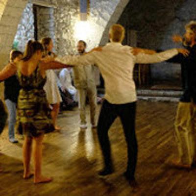Présentation en danses