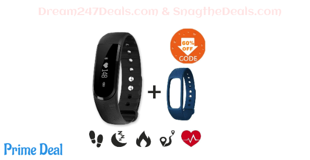 Fitness Heart Rate Tracker 60% OFF