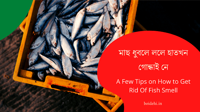 How To Get Rid of Fish Smell   Assamese tips Fish