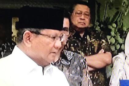 Koreksi Prabowo Soal Pilihan Bu Ani, SBY Tunjukkan Jatidiri