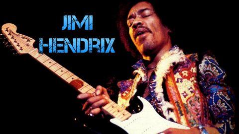 Biografía y Equipo de Jimi Hendrix