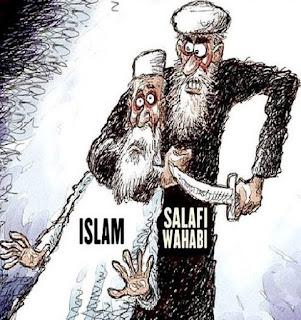 Wahabi itu Khawarij kata Ibnu Abidin Al-Hanafi