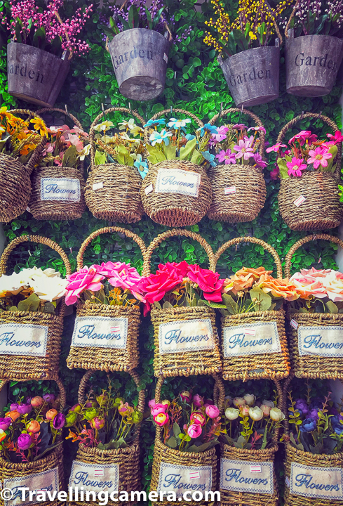 Related Blogpost - Google App for Cheaper & Reliable Commute in Thailand   Thousands of shopping enthusiasts come to Chinatown for different kinds of shopping.  Above photograph shows a shop with lot of gift items. Chinatown has plenty of shops to offer great variety of almost everyone. A shop with stationary will have almost every simple & fancy stuff for kids & adults of different age groups.     Related Blog-post : Kata Beach, Beach walks, Thai Food & lot more at Phuket    10-Day Vacation in Thailand (Day 5)