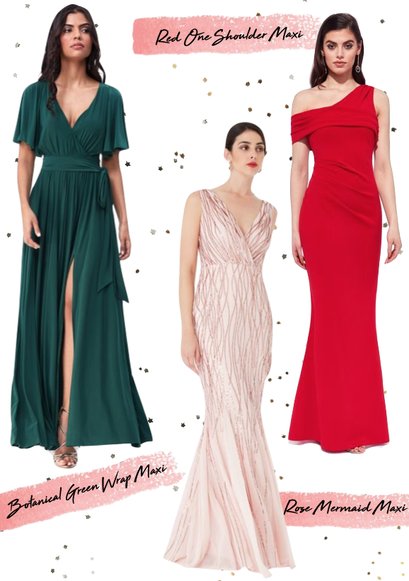 Wedding Guest Dresses ft. Goddiva