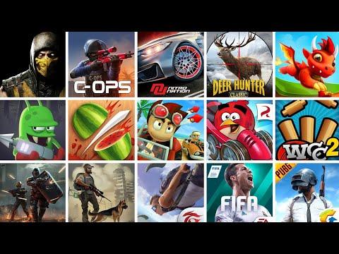 Los Mejores Tops 10 Juegos Hackeados Del 2018 Para Android Apk Mod