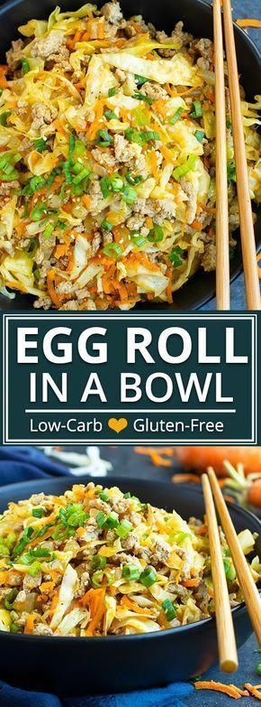 EGG ROLL IN A BOWL | PALEO