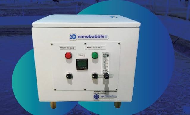 Mesin Generator Nanobubble