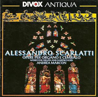 Scarlatti, A.: Keyboard Music