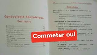Guide de la première prescription GYNÉCOLOGIE-OBSTÉTRIQUE