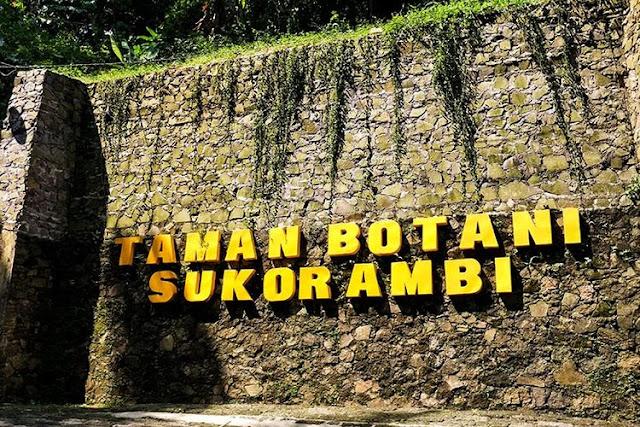 Wisata Taman Botani Sukorambi Jember
