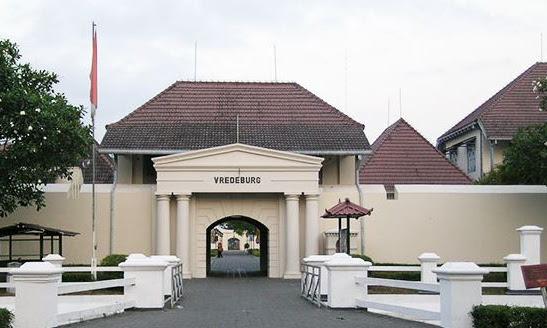 Sejarah Benteng Vredeburg Yogyakarta
