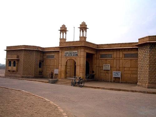 Sightseeing in Jaisalmer Rajasthan