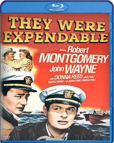 They Were Expendable [1945] [BD25] [Latino]