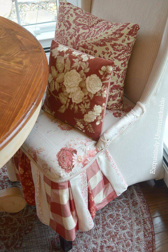 Cottage Style Kitchen Chair