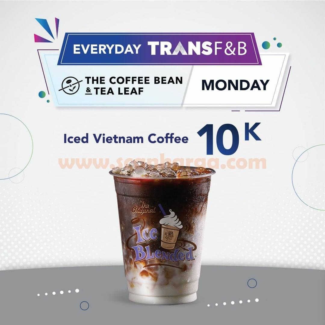 THE COFFEE BEAN EVERYDAY TRANS F&B